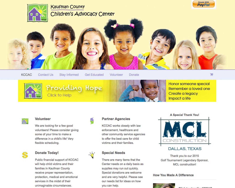 Kaufman County Children's Advocacy Center