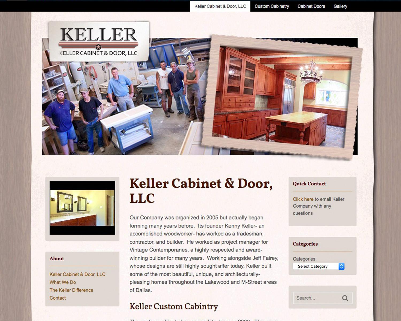 Keller Cabinet & Door