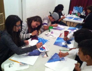 Community center workshop